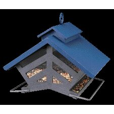 The Chalet Hopper Bird Feeder
