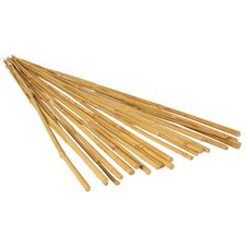 Natural Bamboo Stake (25-Pack)