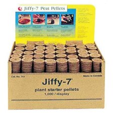 <strong>Jiffy</strong> 1000 Peat Pellets without Hole