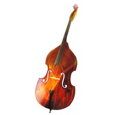 3D Cello Wall Décor