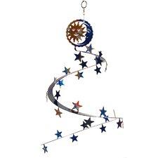 Eyspi Stars / Sun / Moon Infused Wind Spinner