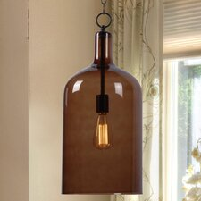 Capri 1 Light Pendant