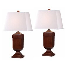 <strong>Kenroy Home</strong> Affiliate Table Lamp (Set of 2)