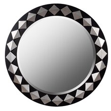 <strong>Kenroy Home</strong> Rhombus Wall Mirror