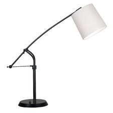 Reeler Table Lamp with Empire Shade