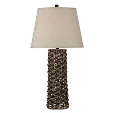 "Jakarta 30"" Table Lamp with Empire Shade"