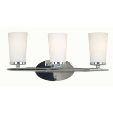 <strong>Kenroy Home</strong> Aerial 3 Light Vanity Light