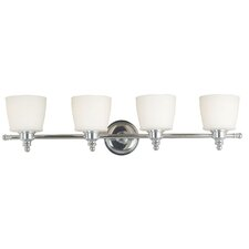 Riley 4 Light Vanity Light