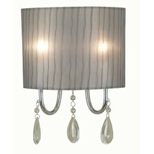 Arpeggio 2 Light Wall Sconce