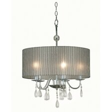 Arpeggio 5 Light Drum Pendant