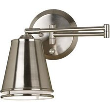 Metro Swing Arm Wall Lamp