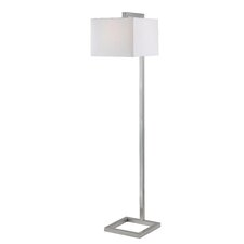 4 Square 1 Light Floor Lamp