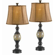 Shay 1 Light Table Lamp (Set of 2)