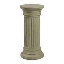 Fluted Column Statue