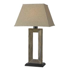 <strong>Kenroy Home</strong> Egress Outdoor Table Lamp