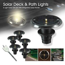 Solar Deck (Set of 5)