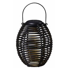 Coil 1 Light Solar Hanging Lantern