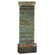 Castle Rock Slate Horizontal Floor Fountain