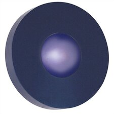 Burst Large Round 1 Light Wall Fixture/Flush Mount