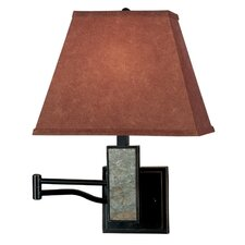Dakota Swing Arm Wall Lamp