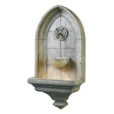 <strong>Kenroy Home</strong> Canterbury Resin Wall Fountain