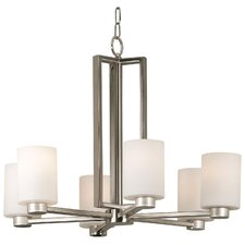 <strong>Kenroy Home</strong> Encounters 6 Light Chandelier