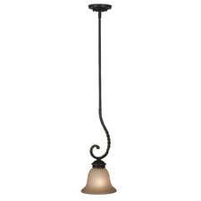 Oliver 1 Light Mini Pendant