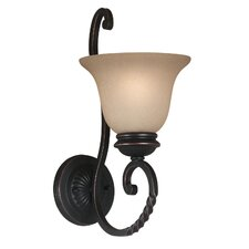 <strong>Kenroy Home</strong> Oliver 1 Light Wall Sconce
