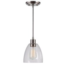 Edis 1 Light Mini Pendant