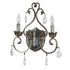 Antoinette 2 Light Wall Sconce