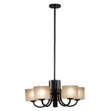 Elliot 5 Light Convertible Chandelier