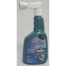 Safer Grub Killer Chemical Pesticide