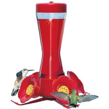 <strong>Woodstream</strong> 8 oz. Hummingbird Feeder