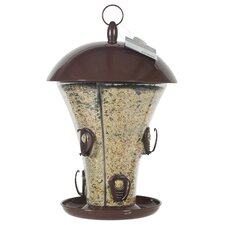 Easy Fill Deluxe Nyjer/Thistle Bird Feeder