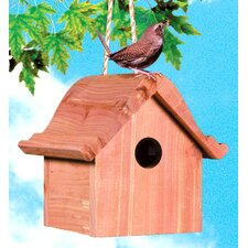 Wren Home Hanging Aromatic Bird House