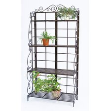 Baker's Rack Plant Stand