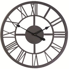 "22"" Roman Numeral Wall Clock"