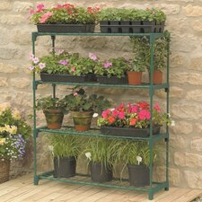 4 Tier Greenhouse Staging