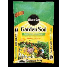 Garden Soil Flowers Vegetables