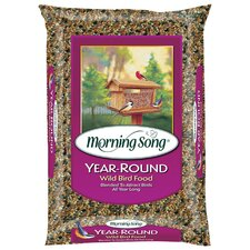 40 lbs Morningsong Year Around Wild Bird Food