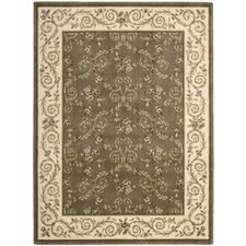 <strong>Nourison</strong> Somerset Brown Rug