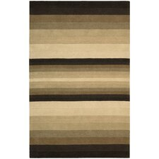 <strong>Nourison</strong> India House Brown/Tan Rug