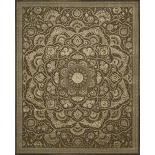 <strong>Nourison</strong> Regal Chocolate Rug