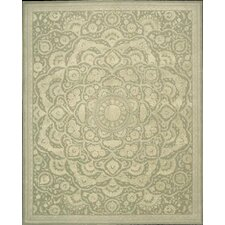 Regal Green Rug