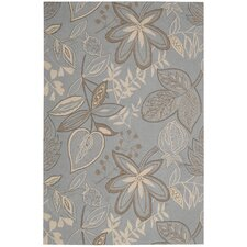 <strong>Nourison</strong> Fantasy Light Grey/Blue Rug