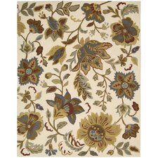 In Bloom Ivory Rug