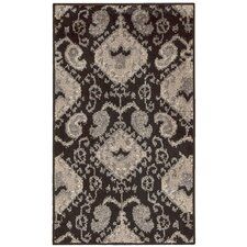 Kindred Black Outdoor Rug