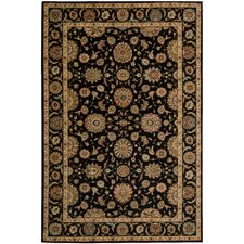 <strong>Nourison</strong> Living Treasures Black Rug