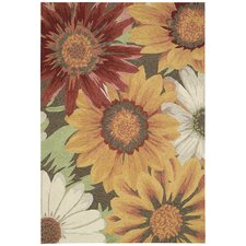 South Beach Sunflower Rug
