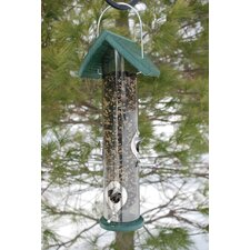 Audubon Going Green 2 Pound Mixed Seed Feeder